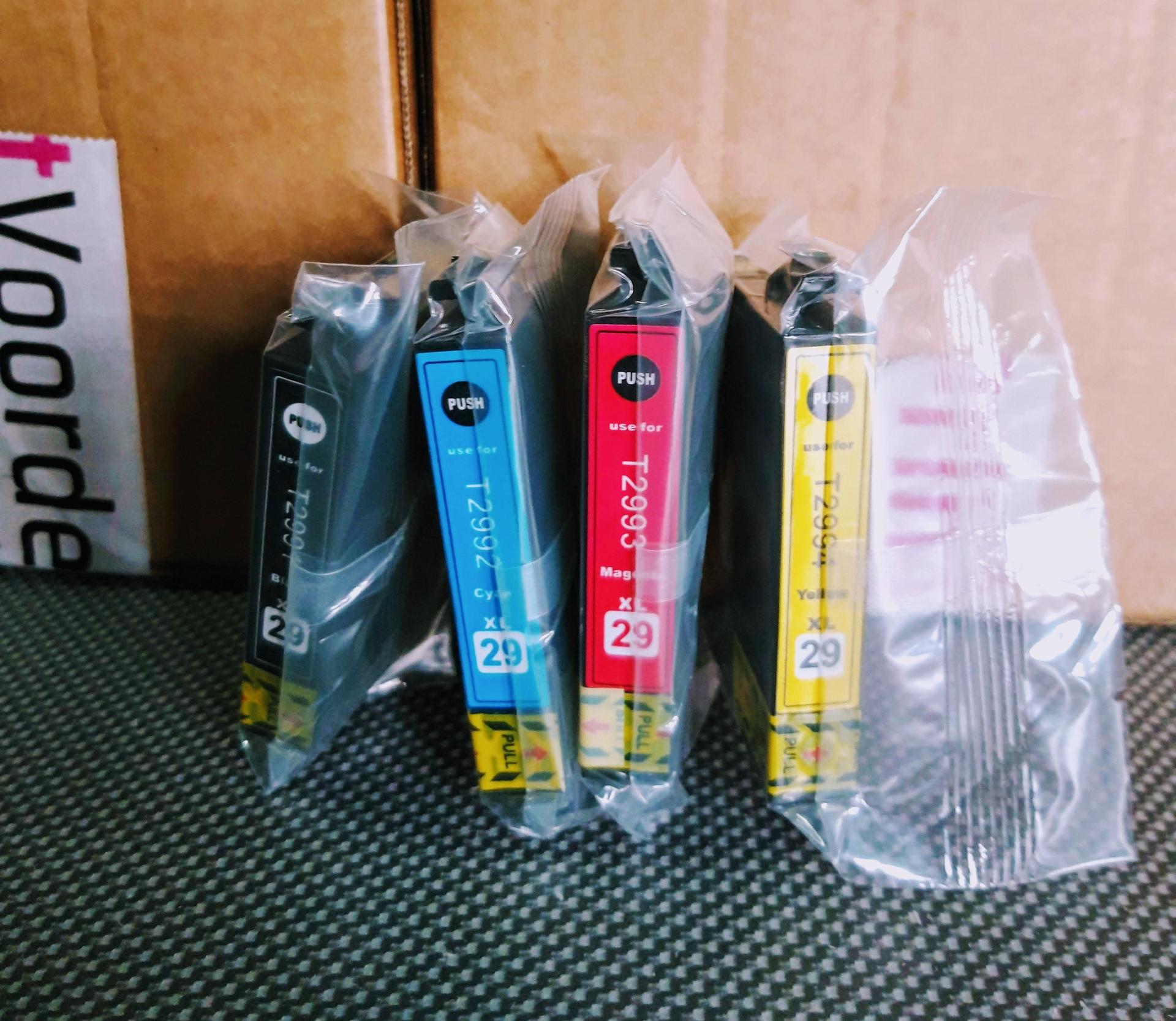 De populaire 29XL inktcartridges van Epson
