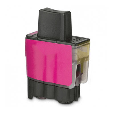 Huismerk Brother LC-900M Inktcartridge Magenta