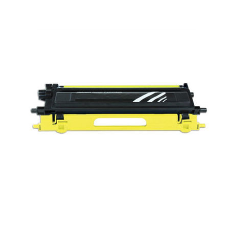 Huismerk Brother TN-135Y Toner Geel
