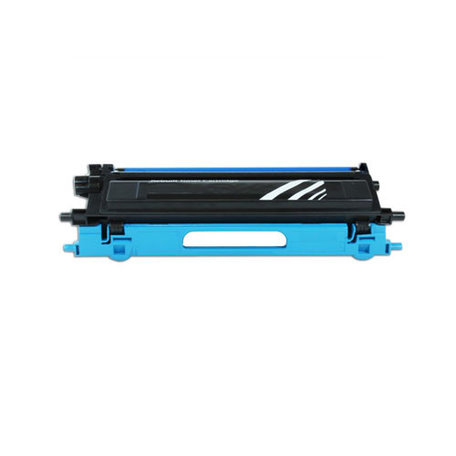 Huismerk Brother TN-135C Toner Cyaan