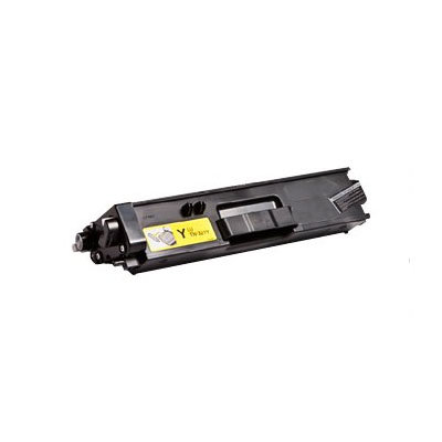 Huismerk Brother TN-328Y Toner Geel