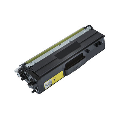 Huismerk Brother TN-421Y Toner Geel