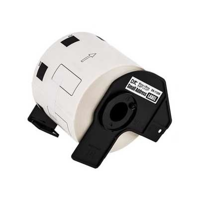 Huismerk Brother DK-11209 Labels 29mmx62mm