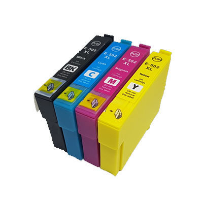 Huismerk Epson 502XL Inktcartridges Multipack 4-Pack