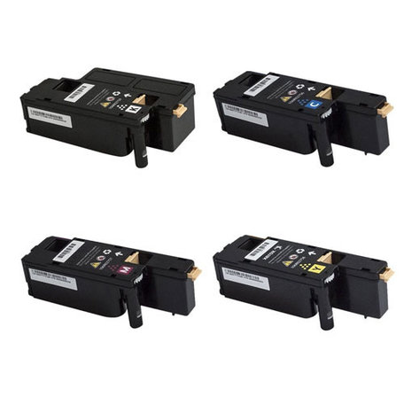 Huismerk Xerox Phaser 6020/6022 WorkCentre 6025/6027 Toner Multipack 4-Pack