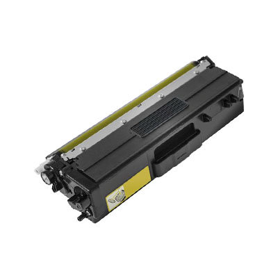Huismerk Brother TN-423Y Toner Geel