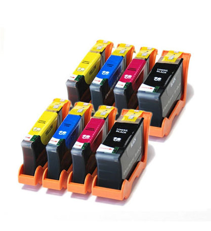 Huismerk Lexmark 100XL Inktcartridge Multipack 8-Pack