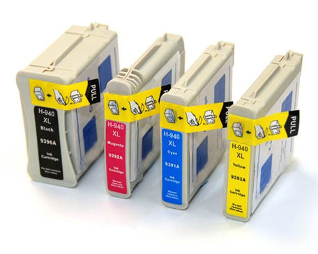 Huismerk HP 940XL Inktcartridge Multipack 4-Pack