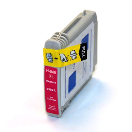 Huismerk HP 940XL Inktcartridge Magenta