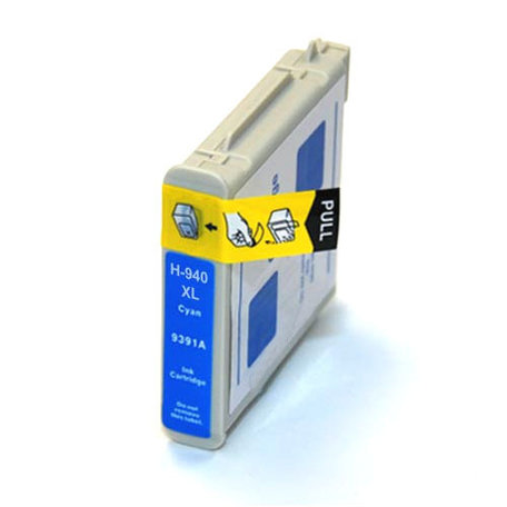 Huismerk HP 940XL Inktcartridge Cyaan