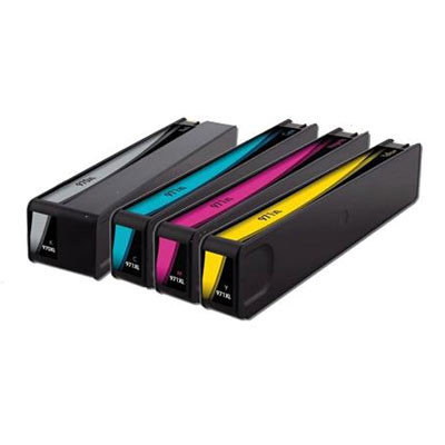 Huismerk HP 970XL/971XL Inktcartridge Multipack 4-Pack