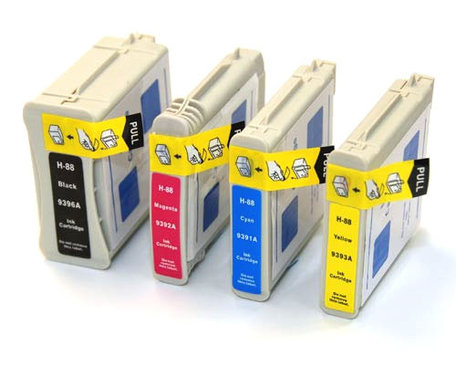 Huismerk HP 88XL Inktcartridge Multipack 4-Pack