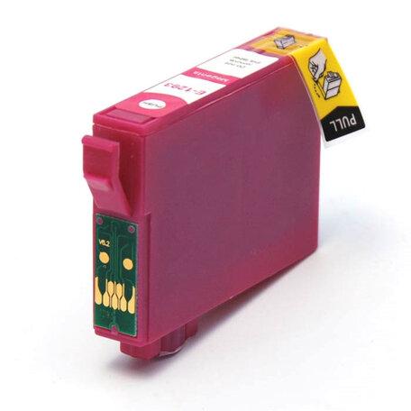Huismerk Epson T1283 Inktcartridge Magenta