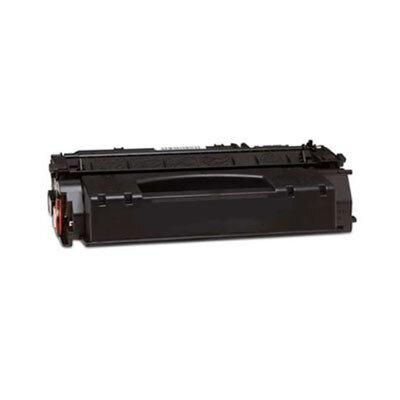 Huismerk Toner voor HP 49A (Q5949A) Zwart