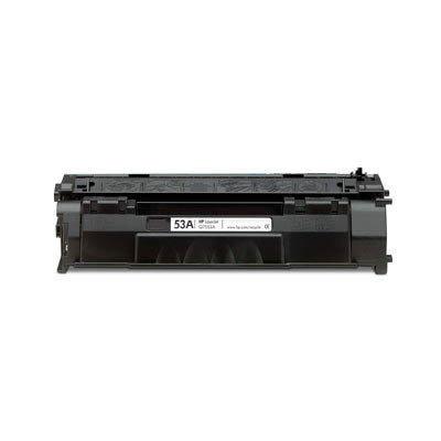 Huismerk Toner voor HP 53A (Q7553A) Zwart