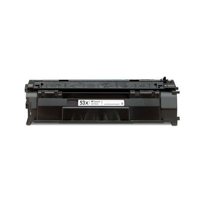 Huismerk Toner voor HP 53X (Q7553X) Zwart