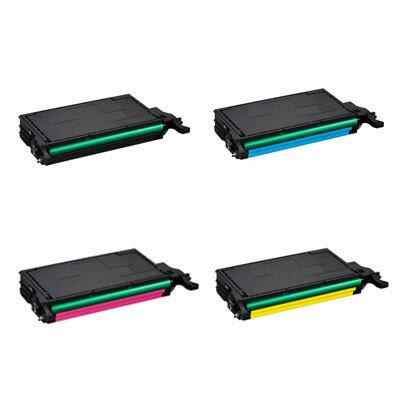 Huismerk Samsung CLT-6092S Toner Multipack