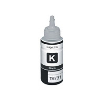 Huismerk Epson T6731 EcoTank Inktvulling Zwart
