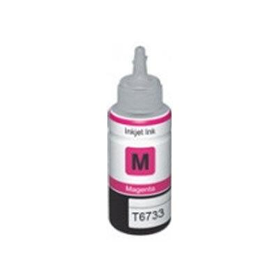 Huismerk Epson T6733 EcoTank Inktvulling Magenta