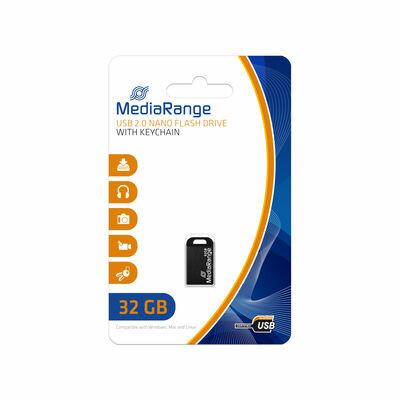 MediaRange Nano USB Stick 32 GB