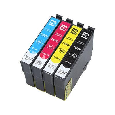 Huismerk Epson 29XL (T2996) Inktcartridges Multipack 4-Pack