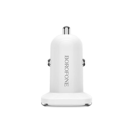 BOROFONE BZ12A Lasting Power QC3.0 Auto-Oplader Wit