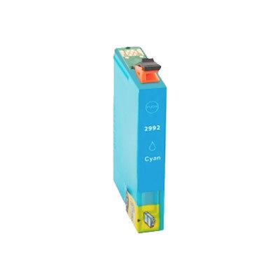 Huismerk Epson 29XL (T2992) Inktcartridge Cyaan