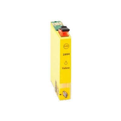 Huismerk Epson 29XL (T2994) Inktcartridge Geel