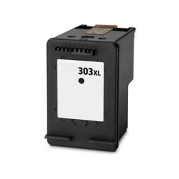 Huismerk HP 303XL Inktcartridge Zwart