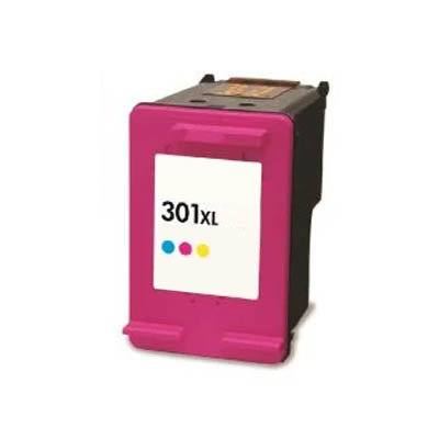 Huismerk HP 301XL Inktcartridge Kleur