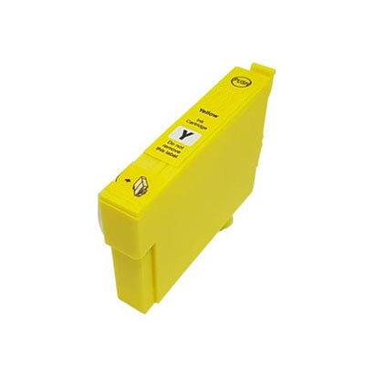 Huismerk Epson 603XL Inktcartridge Geel