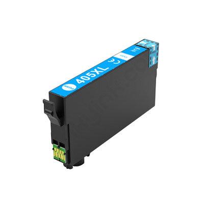 Huismerk Epson 405XL (C13T05H24010) Inktcartridge Cyaan Hoge Capaciteit