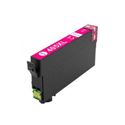 Huismerk Epson 405XL (C13T05H34010) Inktcartridge Magenta Hoge Capaciteit