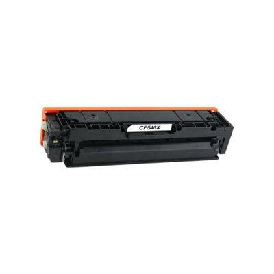 Huismerk Toner voor HP 203X (CF540X) Zwart