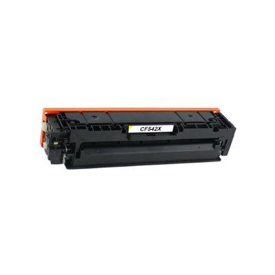 Huismerk Toner voor HP 203X (CF542X) Geel
