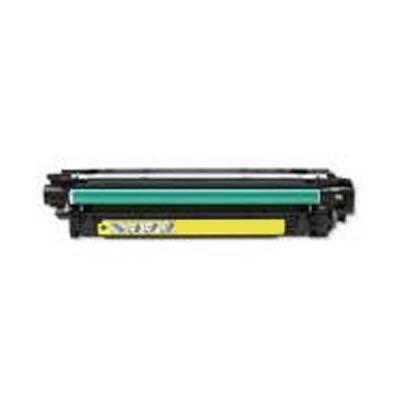 Huismerk Toner voor HP 507A (CE402A) Geel