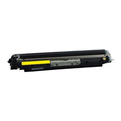 Huismerk Toner voor HP 126A (CE312A) Geel