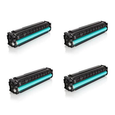 Huismerk Toner voor HP 201X (CF400/1/2/3X) Multipack