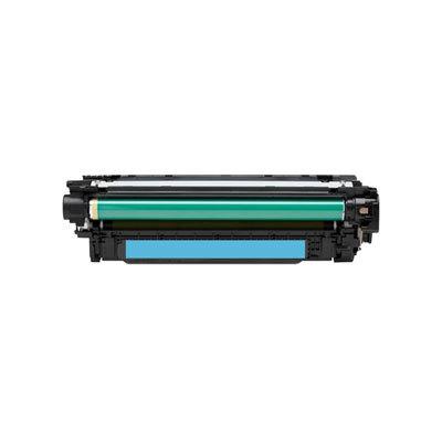 Huismerk Toner voor HP 650A (CE271A) Cyaan