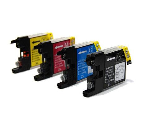 Huismerk Brother LC-1240 Inktcartridges Multipack