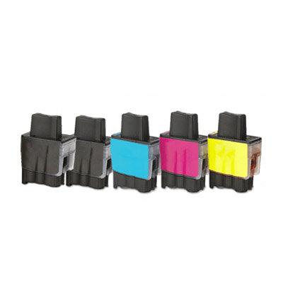 Huismerk Brother LC-900 Inktcartridges Multipack