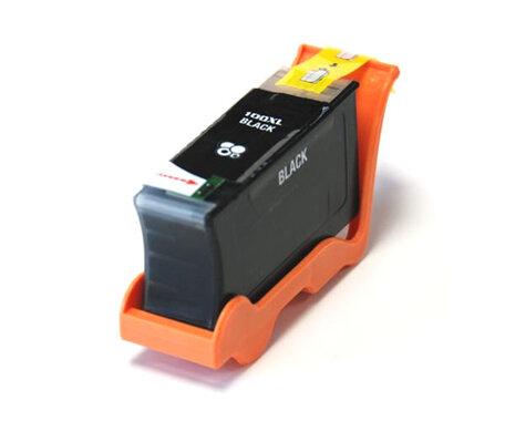 Huismerk Lexmark 100XL Inktcartridge Zwart