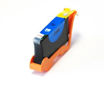 Huismerk Lexmark 100XL Inktcartridge Cyaan