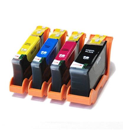 Huismerk Lexmark 100XL Inktcartridge Multipack 4-Pack