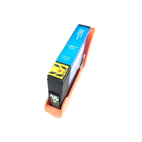 Huismerk Lexmark 150XL Inktcartridge Cyaan