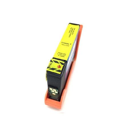Huismerk Lexmark 150XL Inktcartridge Geel