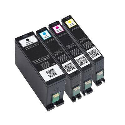 Huismerk Dell Nr. 31/32/33 Inktcartridges Multipack 4-Pack
