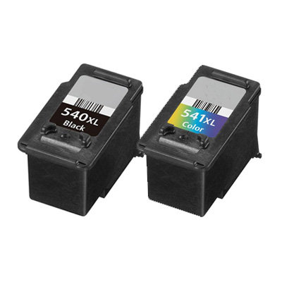 Huismerk Canon PG-540/CL-541XL Inktcartridge Multipack Zwart en Kleur