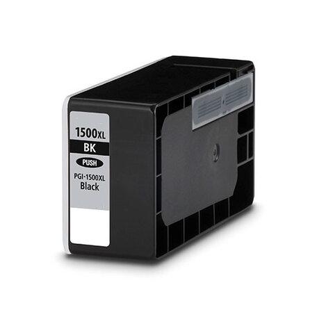 Huismerk Canon PGI-1500XLBK Inktcartridge Zwart