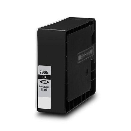 Huismerk Canon PGI-2500XLBK Inktcartridge Zwart